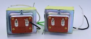 Lot Of 2x Nutone C907 16v 30va Transformer