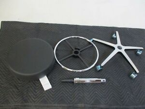 Brewer New Brewer Century Dental Stool For Operatory Seating Fully Inspected