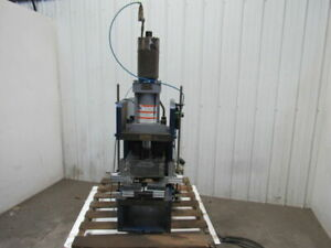Hydraulic Guided C Frame Press 8 Stroke 6 Throat 12 Opening