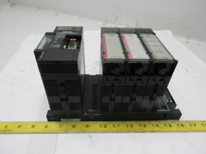 Ge Fanuc Ic693pwr321t Plc 5 Slot Rack Power Supply I o Card Assembly