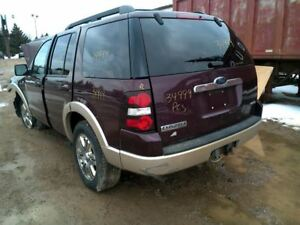 Passenger Front Seat Bucket Air Bag Leather 6 Way Fits 06 08 Explorer 2403008