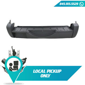 Local Pickup 2005 07 Fits Jeep Liberty Bumper Cover Textured Rear Ch1100405