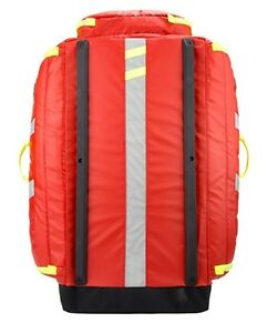New Statpacks G3 Responder Ems Backpack Medic Trauma Bag Red Stat Packs