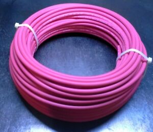 10 Awg ul Pv Solar Panel Wire 100 Ft Red Direct Burial Copper