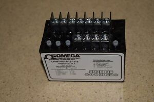 Omega Engneering Inc Omni amp iv 13 115 Thermocouple Amplifier