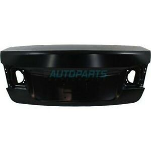 New Trunk Lid With Rear Spoiler Hole Fits 2011 2015 Chevrolet Cruze Gm1800106