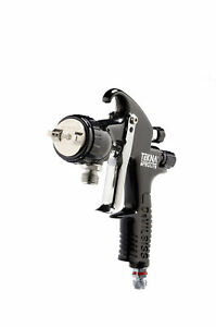 Devilbixx 703624 Tekna Prolite Pressure Feed Spray Gun 1 0 1 4 Tips Te40 Hv40