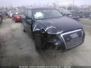 Passenger Front Seat Electric Leather Sport Seat Fits 09 12 Audi Q5 2438901