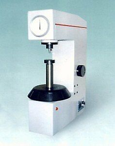 Hfs Rockwell Hardness Tester Gauge Load 150 Kgf Includes Accessories
