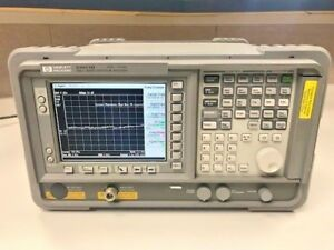 Agilent Hp Keysight E4411b Spectrum Analyzer With Option A4h No Handle