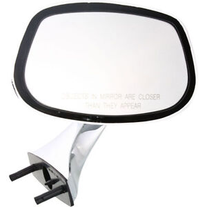 New 1980 1990 Fits Chevrolet Caprice Right Side Mirror Manual Gm1321130 20113632