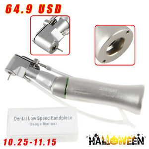 Sandent Dental 20 1 Reduction Implant Low Speed Contra Angle Handpiece Hot Sale