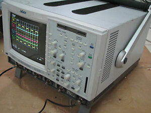 Lecroy Lc564a 1ghz Digital Oscilloscope 4 Channel