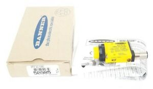 Nib Banner Sm312cvgqd Mini beam Photoelectric Sensor 50985
