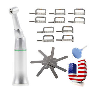 Usa Skysea Dental 4 1 Reduction Interproximal Stripping Handpiece Sets Ipr Strip