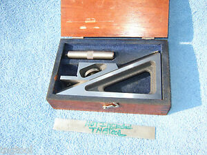 Planer Shaper Gage Brown sharpe No 624 Machinist Toolmaker Inspection Grind Qa