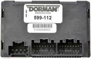 Transfer Case Control Module Dorman 599 112 Reman