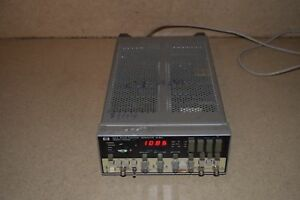 Hewlett Packard 8111a Pulse function Generator 20 Mhz