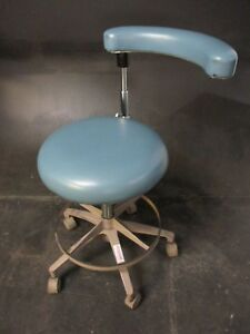 Adec 1620 Dental Stool For Operatory Seating Fully Inspected