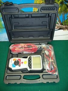 Megger Insulation And Continuity Tester Mit485 W case Leads