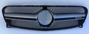 2014 2016 Mercedes X156 Gla45 Amg Grille Grill Genuine Oem New With Amg Badge