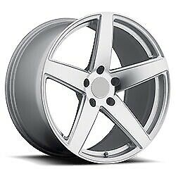 19 inch Forged Porsche Wheels rims Baden 911 Carrera 996 997 Silver 5x130 Lugs