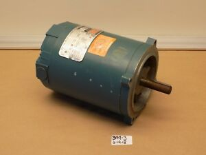 new Old Stock Reliance 1 3 Hp Sxe Dutymaster Ac Motor P56x3002m ns 230 460v