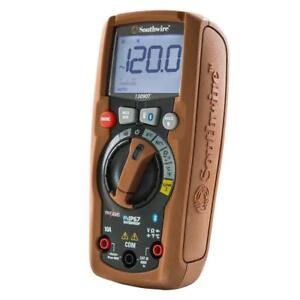 Southwire Tools Residentialpro Auto ranging Truerms Digital Multimeter