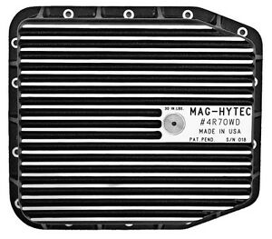 Mag Hytec Pan Fits Aod 4r70w Holds 1 5 Quarts More Overall Height 3 75