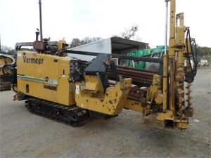 01 Vermeer 16x20a Directional Drill Miles Equipment Sales