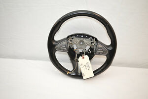 14 15 Infiniti Q50 Oem Leather Steering Wheel Switches