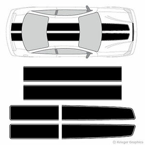 Chevy Cavalier Ez Rally Racing Stripes 3m Vinyl Stripe Decals Graphics