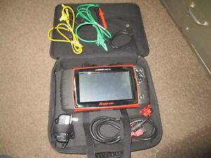 Snap On Modis Ultra Eems328 15 2 Auto Scanner In Soft Case Free Shipping