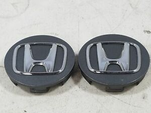 2013 Honda Accord Two Center Caps 44742 Oem