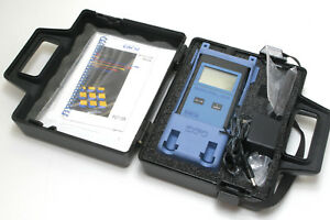 Exfo Fot 10a Handheld Fiber Optic Power Meter