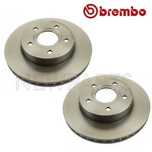 For Jeep Grand Cherokee Pair Set Of 2 Front 305mm Coat Vent Disc Brake Rotors