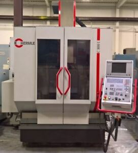 Hermle C800u 5 axis Cnc Vertical Machining Center Lmc 43828