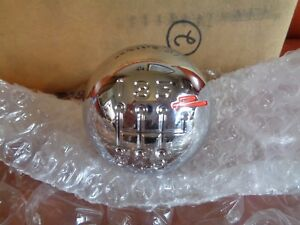 Ssr 6 Speed Manual Shift Knob Nos In Gm Box 15841856