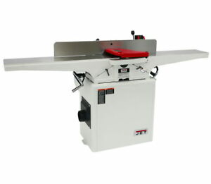 Jet 8 Helical Head Jointer 2hp 1ph 230v 718250k Jwj 8hh Free Shipping