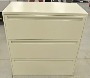 Filing Cabinets Drawer Door Options color Cream Condition Used