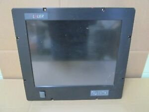 Lauer 17 Embedded Panel Pc Epc Pm 1700tc Tft Resistive Touch Color Display Xp