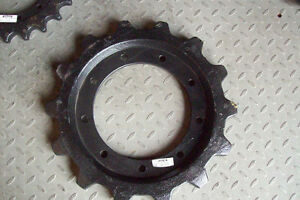 Takeuchi Tl150 Replacement Drive Sprockets fits Tl150 Gehl Ct80 ship Next Day