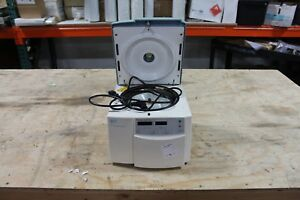Working Iec Micromax 35900830 Centrifuge W rotor