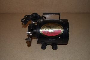 Jabsco Sturdi Puppy Self Priming Pump