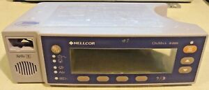 Nellcor N 600x Upper Case Assembly W Buttons Speaker Pulse Oximeter Ox Lab Md