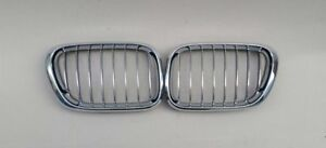 Front Bmw X Series 2000 2003 X5 E53 Suv Grill Fence Grille We G0218 A1 New