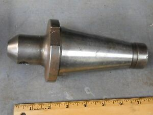 Weldon National 50 Taper To 5 8 End Mill Tool Holder