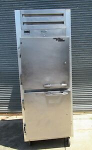 Randell 2010 2 1 2 Door Refrigerator Freezer Reach In Stainless Restaurant