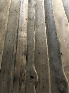 Antique Reclaimed Natural Edge Mountain Siding
