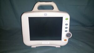 Ge Dash 3000 Patient Vital Signs Monitor Color Display Wireless Multi parameter